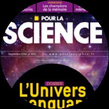 Pour la science n°443 - Septembre 2014